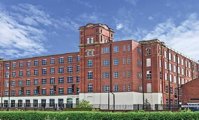 Office to let in Lowry Mill, Leeds Street, Manchester
