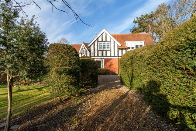 Thumbnail Detached house for sale in Elvendon Road, Goring On Thames