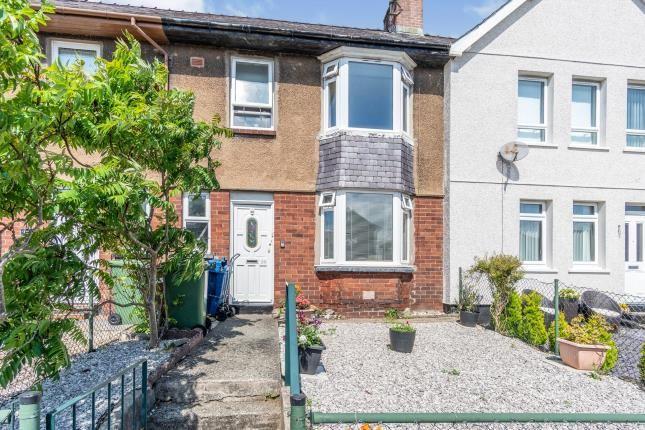 Thumbnail Terraced house for sale in Lon Ogwen, Bangor, Gwynedd, North Wales