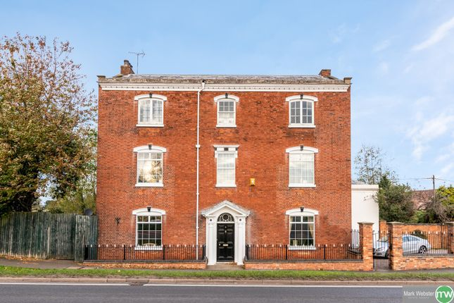 Thumbnail Detached house for sale in Watling Street, Witherley, Atherstone