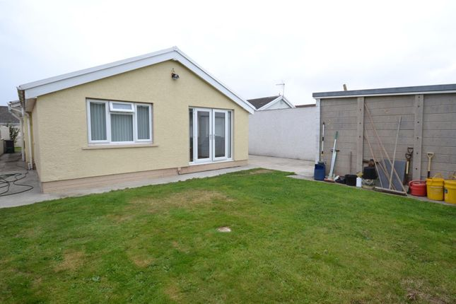 Externally of Greenhill Crescent, Haverfordwest SA61