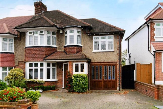 Thumbnail Semi-detached house for sale in Brycedale, Southgate