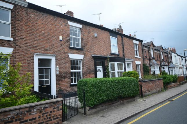 2 bed terraced house to rent in Westminster Road, Hoole, Chester, Cheshire CH2