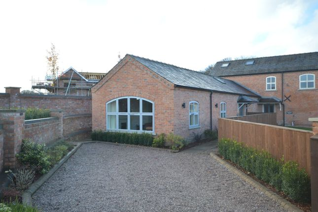 Front of Dane Manor Barn, Northwich Road, Lower Whitley WA4