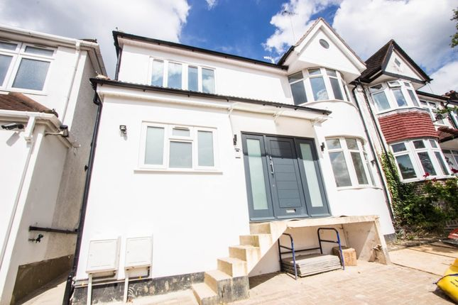Thumbnail Semi-detached house to rent in St. Marys Crescent, London