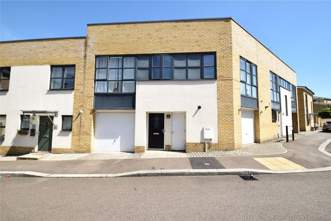 2 bed maisonette for sale in Brambling Close, Greenhithe, Kent