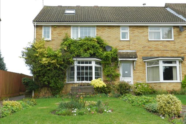 Thumbnail End terrace house for sale in Broadlands, Syderstone, King's Lynn