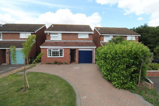 Thumbnail Detached house for sale in Caves Lane, Bedford