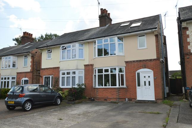 Thumbnail Semi-detached house for sale in London Road, Lexden, Colchester