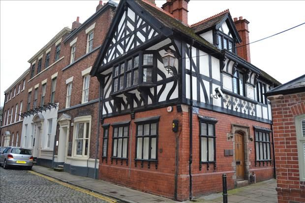 Thumbnail Office for sale in 12A, White Friars, Chester, Cheshire