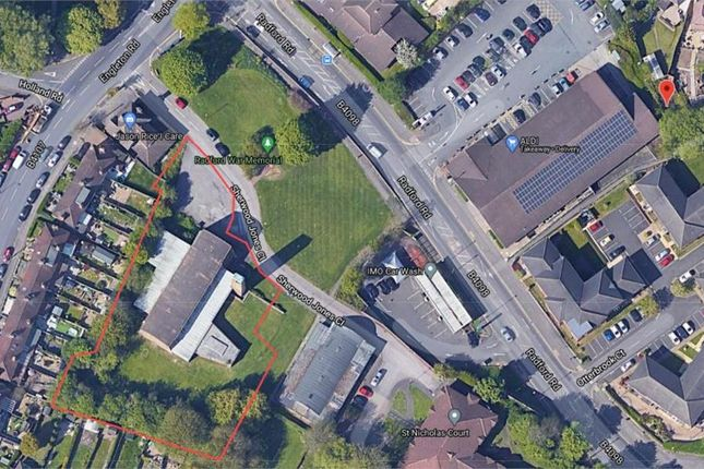 Thumbnail Land to let in St Nicholas Church, Sherwood Jones Close, Coventry, West Midlands