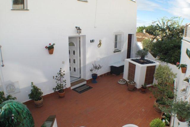 Frontpatio of Spain, Málaga, Nerja, Maro