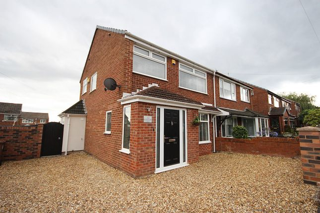 3 bed semi-detached house for sale in Old Nook Lane, St Helens WA11
