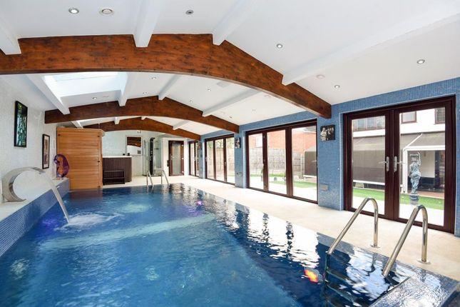 Indoor Pool of Beechwood Avenue, Finchley N3,