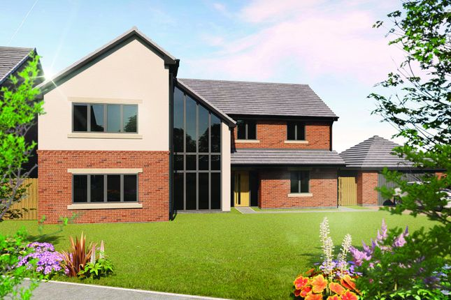 Detached house for sale in Hawthorn Close, Woodborough, Nottingham