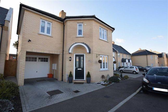 Thumbnail Detached house for sale in Brimsdown Avenue, Basildon, Essex