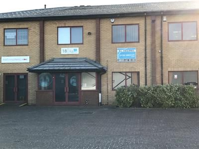 Thumbnail Office for sale in 18 Bentley Court, Paterson Road, Finedon Road Industrial Estate, Wellingborough, Northamptonshire