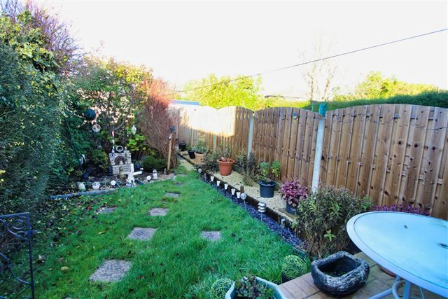 Rear Garden of Chestnut Avenue, Handsworth, Sheffield S9