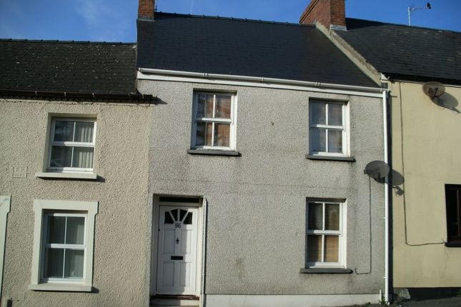 Thumbnail Detached house to rent in Prendergast, Haverfordwest, Pembrokeshire