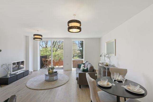 Thumbnail Flat for sale in Cheviot Gardens, 4A Thornlaw Road, London