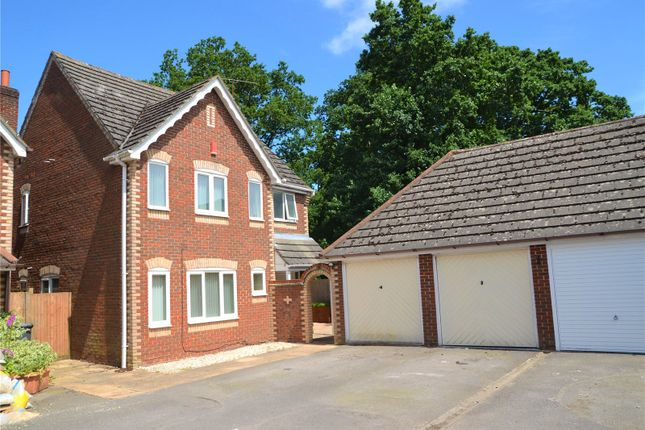 Thumbnail Detached house for sale in Manor Park Close, Tilehurst, Reading, Berkshire
