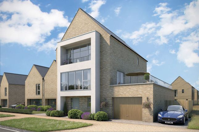 Thumbnail Terraced house for sale in Beaulieu Chase, Centenary Way, Off White Hart Lane, Chelmsford, Essex