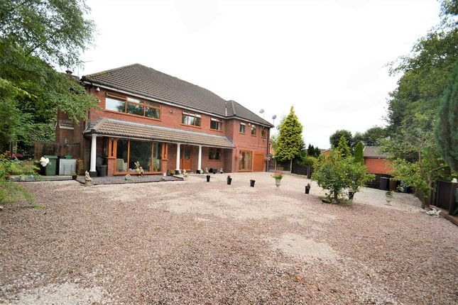 Thumbnail Detached house for sale in Martins Court, Hindley, Wigan