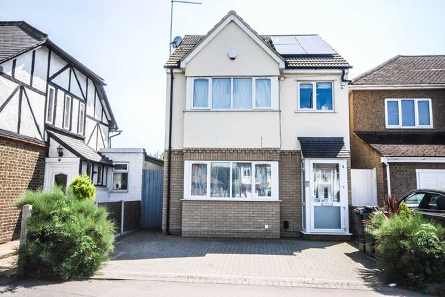 Thumbnail Detached house for sale in Sewardstone Road, London