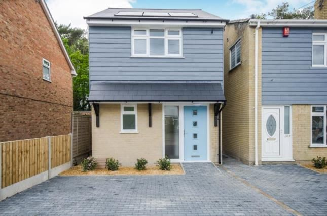 Thumbnail Detached house for sale in Pine Tree Walk, Poole