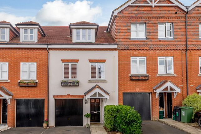 Terraced house for sale in Pegasus Place, St. Albans, Hertfordshire