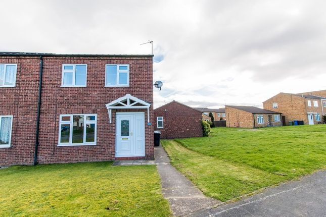 3 bed semi-detached house for sale in Holme Hall Crescent, Chesterfield