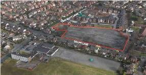 Thumbnail Land for sale in Delph Lane / Two Butt Lane, Merseyside