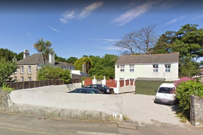Thumbnail Semi-detached house for sale in Park Place, Camborne, Cornwall.
