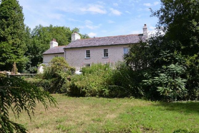 Thumbnail Detached house for sale in Pontshaen, Llandysul