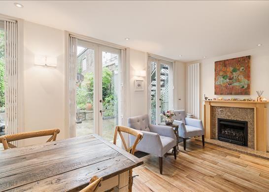 Family Room of Bedford Gardens, Kensington, London W8