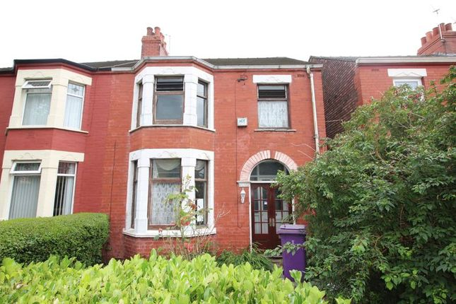 Thumbnail Semi-detached house for sale in Stanley Gardens, Walton, Liverpool