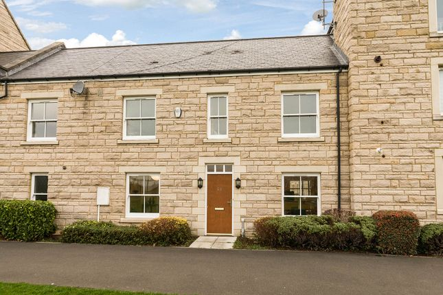 Thumbnail Terraced house for sale in 25 Chains Drive, Corbridge, Northumberland