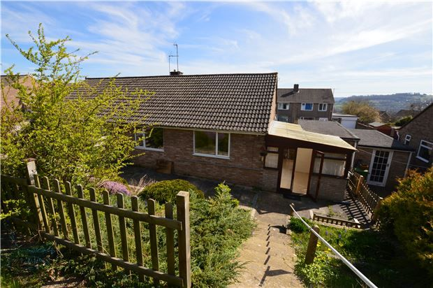 Thumbnail Semi-detached bungalow for sale in Maple Drive, Stroud, Gloucestershire