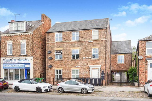 Thumbnail Flat for sale in Front Street, York
