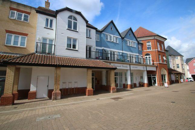 Thumbnail Flat for sale in Boleyn House, Roche Close, Rochford