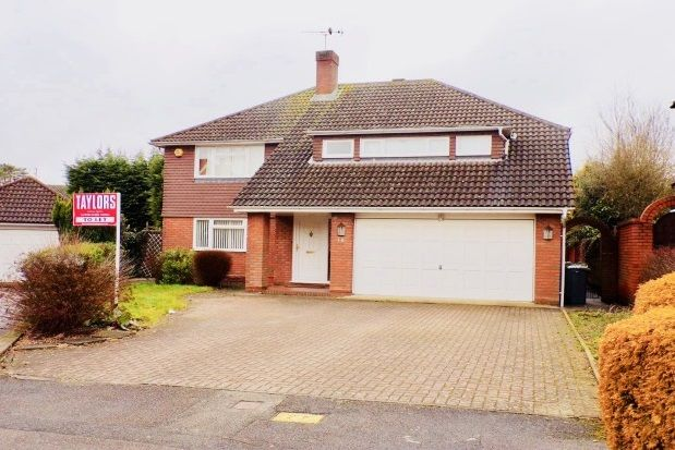 Thumbnail Property to rent in Sunset Drive, Luton