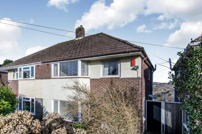 Thumbnail Semi-detached house for sale in St Budeaux, Plymouth, Devon