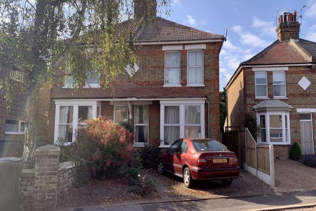 4 bed semi-detached house for sale in Balliol Road, Broadstairs CT10