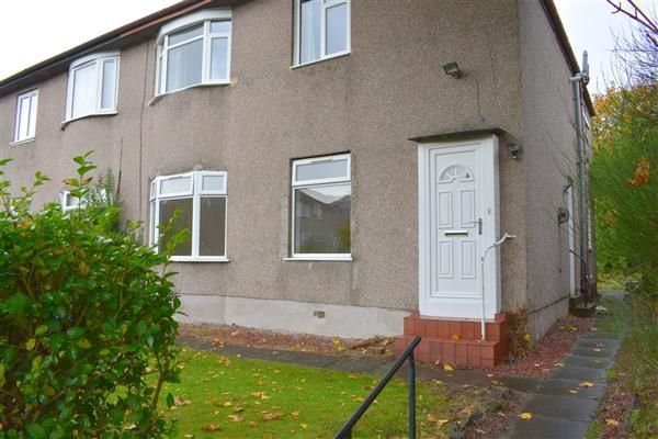 Thumbnail Flat to rent in Menock Road, Glasgow