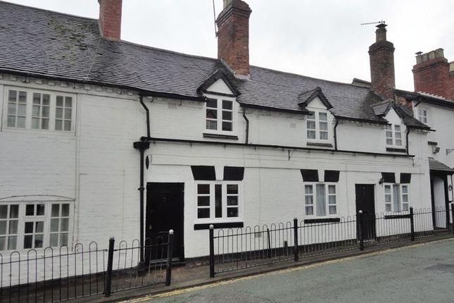 Thumbnail Terraced house to rent in Swan Street, Alvechurch, Birmingham