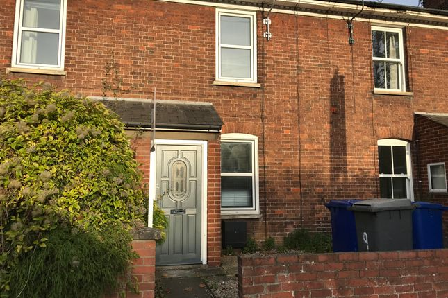 Thumbnail Terraced house to rent in Out Northgate, Bury St Edmunds, Suffolk