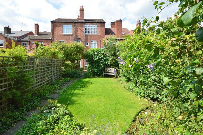 Rear View of Berkeley Road South, Earlsdon, Coventry CV5