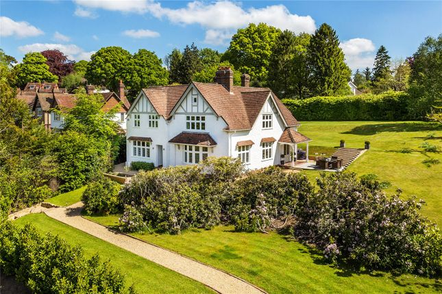 Thumbnail Detached house for sale in Stone Cross Road, Mayfield, East Sussex