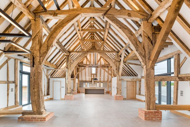 Thumbnail Barn conversion to rent in Binsted Road, Binsted, Alton