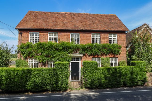 Link-detached house for sale in Petersfield Road, Hinton Ampner, Alresford